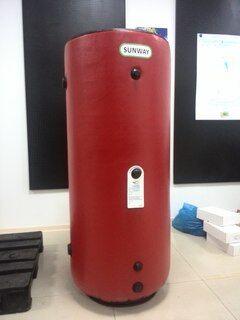 Буферная емкость буферна ємн бак акумулятор 2000 л з 1 теплоб без утеп