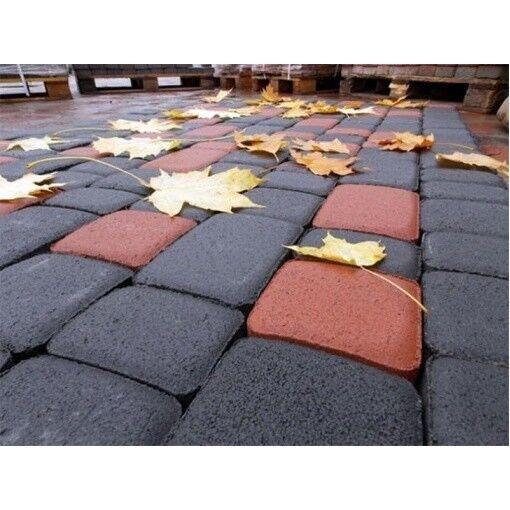 Свое производство тротуарной плитки и бордюров.