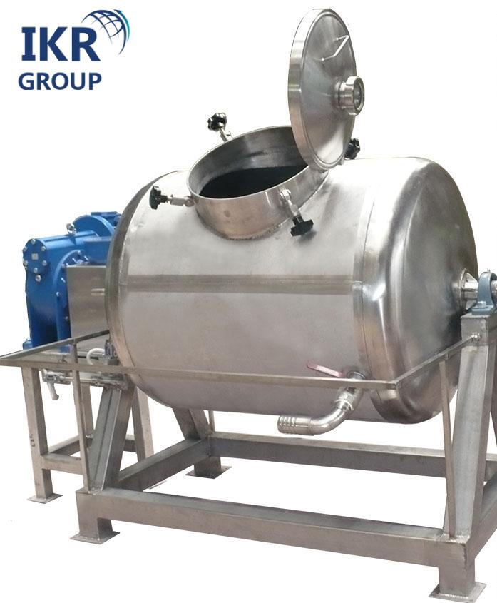 Маслоизготовитель периодического действия, маслобойка 500 литров