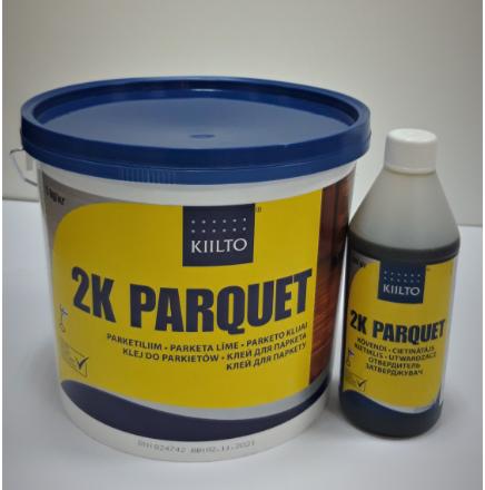 Клей для паркету Kiilto 2K PARQUET