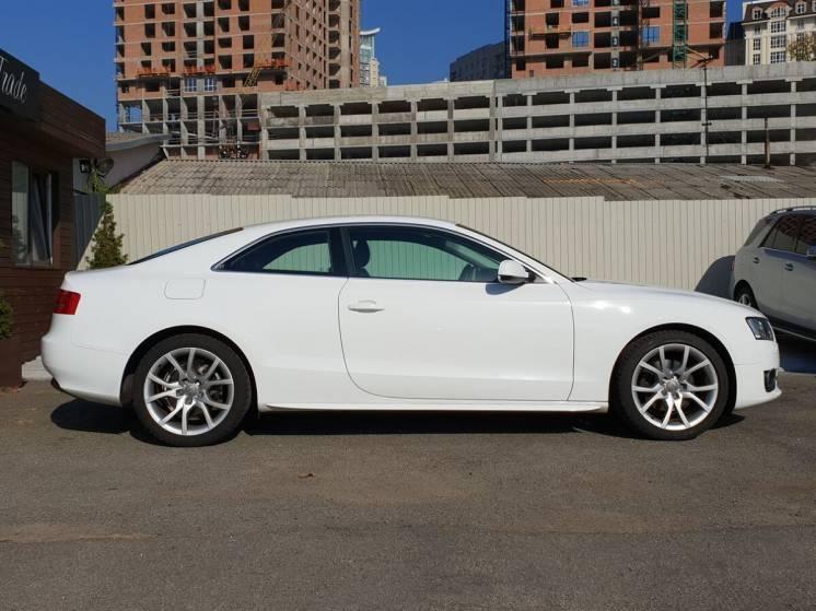 Audi A5 OFFICIAL S-Line 2010