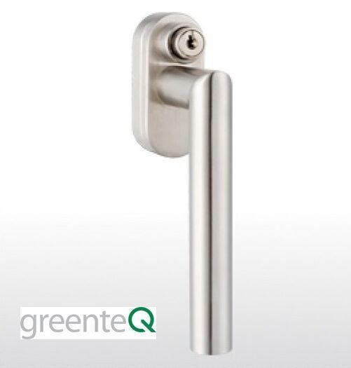 Ручка оконная FG61LER с ключом из нержавеющей стали.