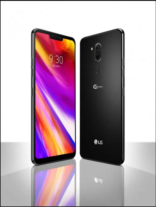 LG G7 ThinQ 4/64GB Snapdragon 845 (состояние нового) + Подарок!