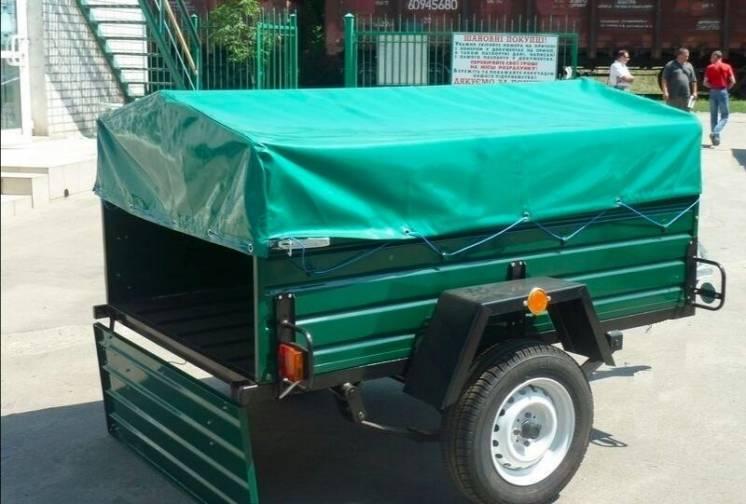 Прицеп легковой Лев - 19, 1250 кг