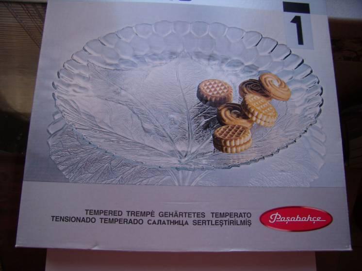 Салатник Pasabahce Sultana 10287 - 32 см. Страна производитель Турция