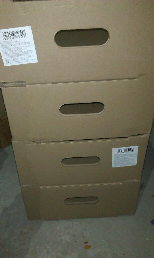 картонные ящики помидорки