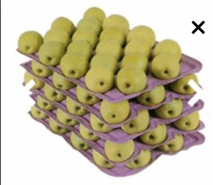 альвиола подложка под фрукты