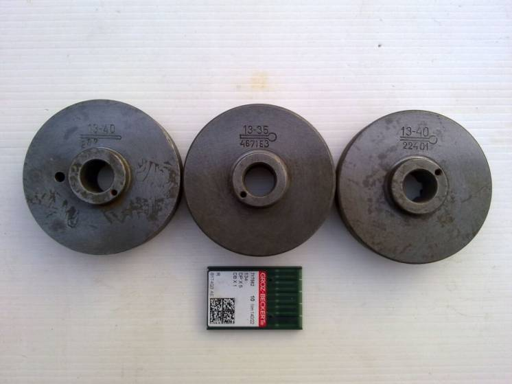 Копиры: швейная машина Минерва Мinerva Р2, Р-3Z петельная машинка.