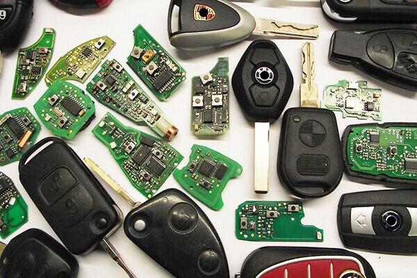 Изготовления автомобильных ключей