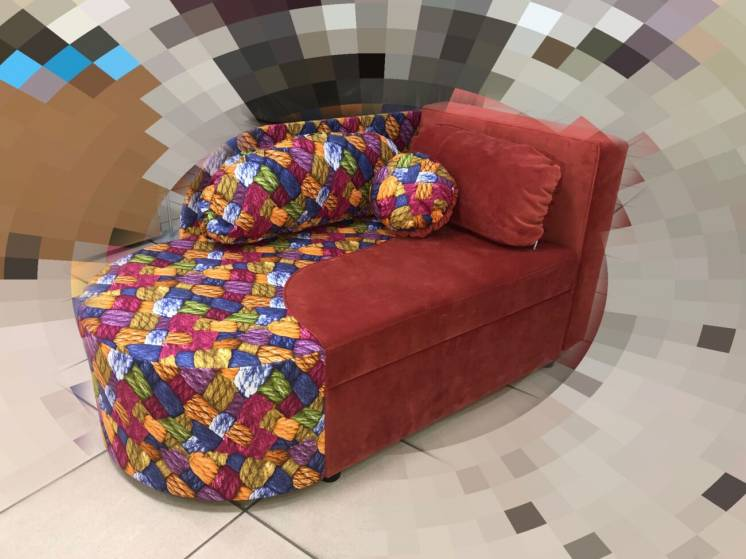 Ліжко дитяче Бобо (ПМ)