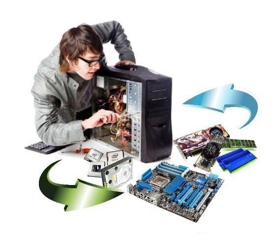 Сервіс (обновлення старих) компьютерів T2 та смартфонів в Здолбунові