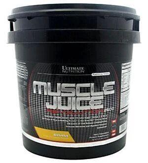 Гейнер для набора веса Muscle Julce Revolution 2600 5040 Кг