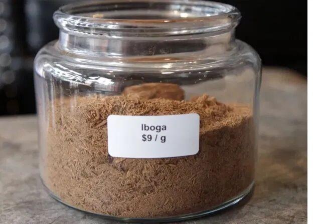 Корень ибоги: кора ибоги / капсулы с ибогой / порошок с ибогаином(1гр)