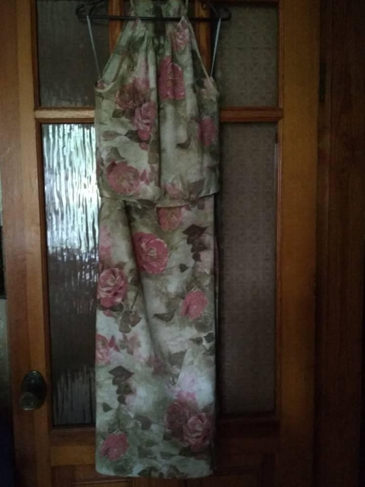костюм платье сарафан
