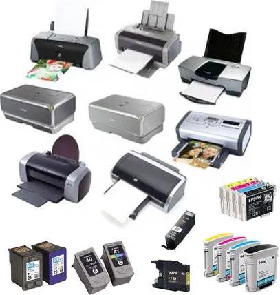 Срочная Заправка Картриджей принтеров ремонт принтеров Расходные матер