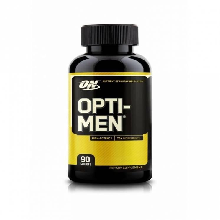 Витамины для мужчин 90 таб