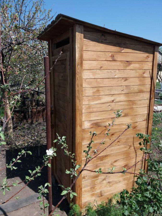 Туалет для Дачи/Частный Дом