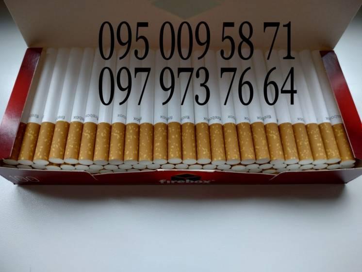 Cигаретные гильзы Firebox 100 шт.