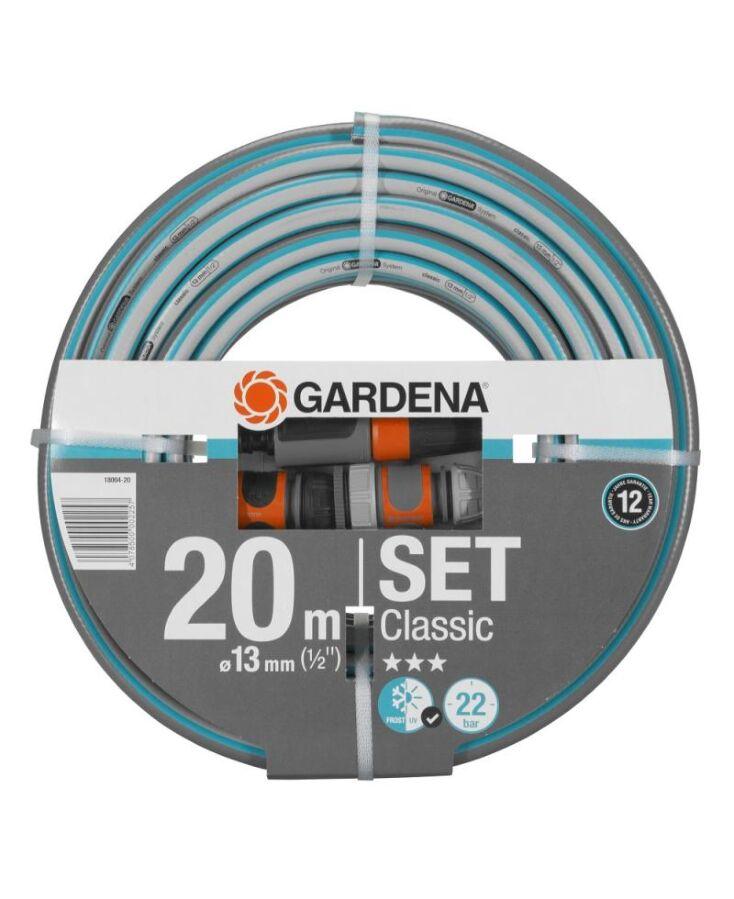 Шланг с комплектом для полива Gardena Classic 13 мм (1/2