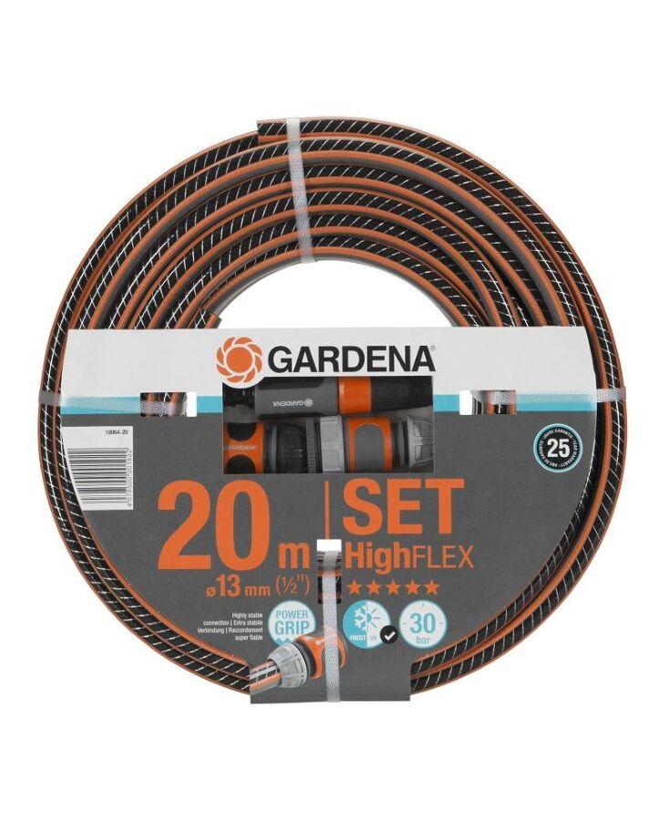 Шланг с комплектом для полива Gardena HighFlex 13 мм (1/2