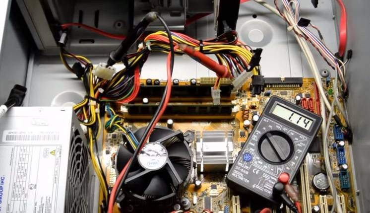 Квалифицированный компьютерный мастер по ремонту ПК