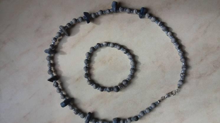 Плетенный браслет шамбала  двойной ручная работа