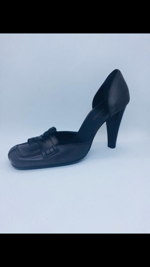 Итальянские полностью кожаные новые Туфли