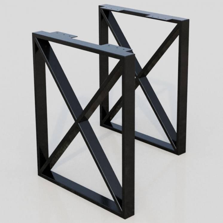 Опора для стола из металла 1094