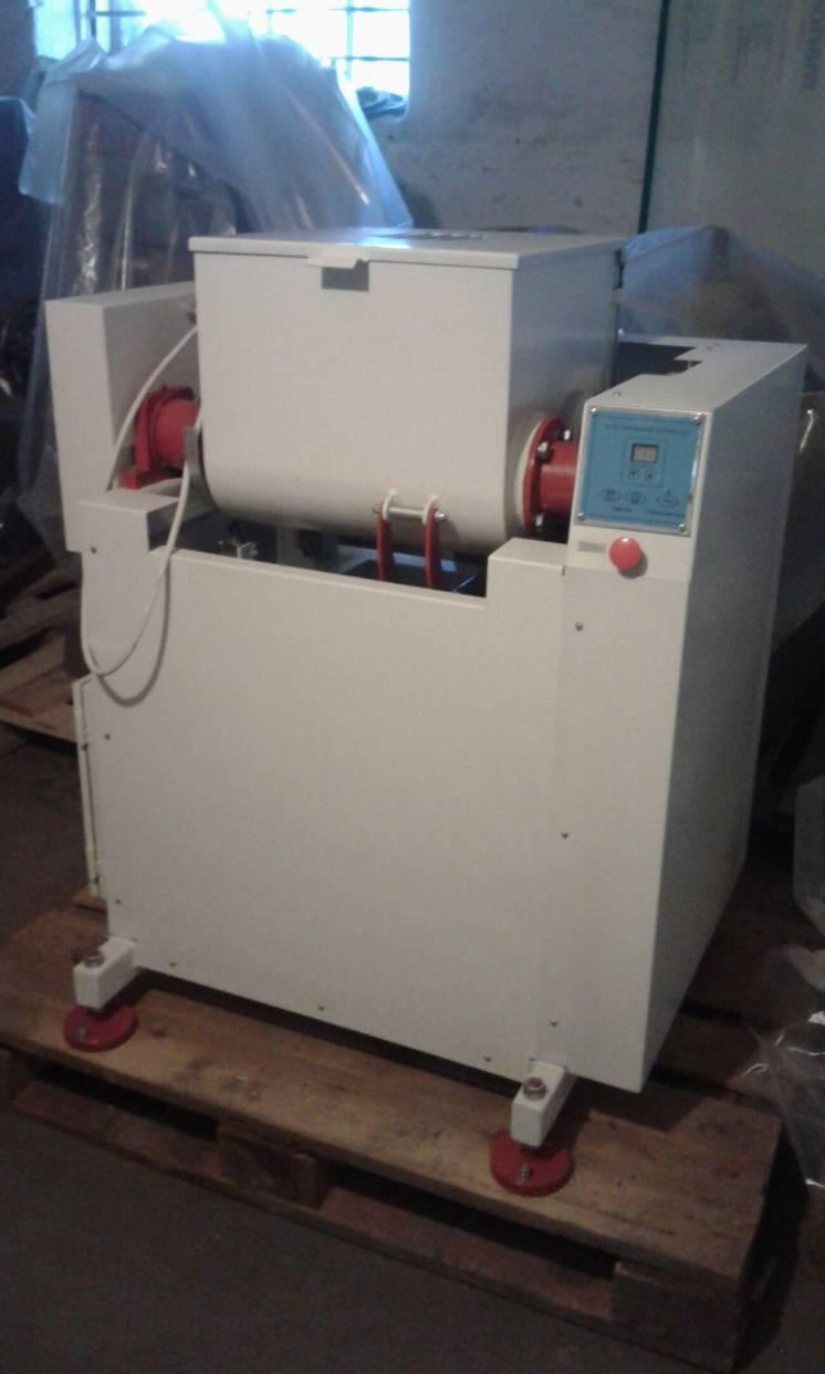 Тестомесильная машина для крутого теста М3М-50