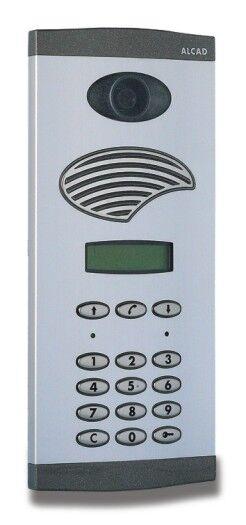 Многоквартирный видеодомофон до 999 абонентов Alcad (Испания)