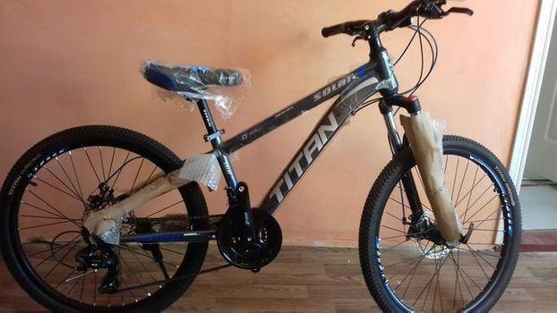 Продам Горный велосипед Акция Titan SOLAR 24 Алюминевый.Shimano.