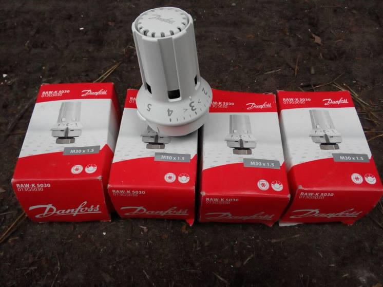 Терморегулятор для батареи радиатора DANFOSS RAW-K 5030 013G5030