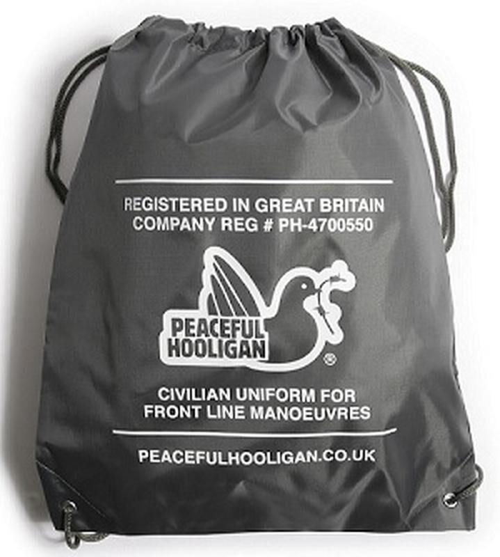 Рюкзак, сумка  марки Peaceful Hooligan Оригинал,новый
