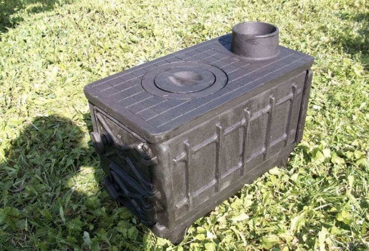 Буржуйка печка печь піч чавун чугун камин камін топка булерьян ссср