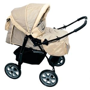 Детская коляска Viki Karina 86- C 31 бежевый