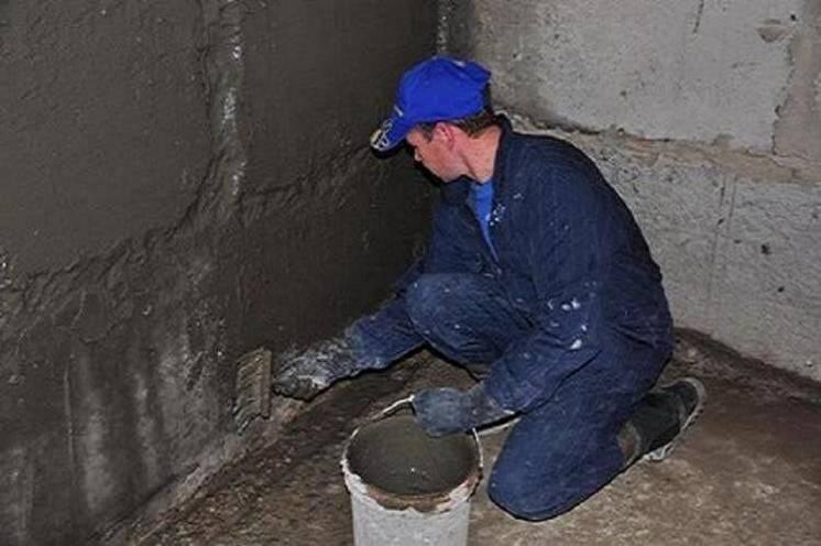 Водастоп (Польша)- гидроизоляция проникающего действия.
