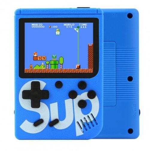 Приставка игровая портативная Sup Game Box 400 in 1 с доп джойстиком