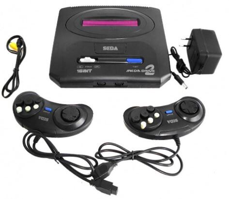 Приставка игровая Sega Sedaa