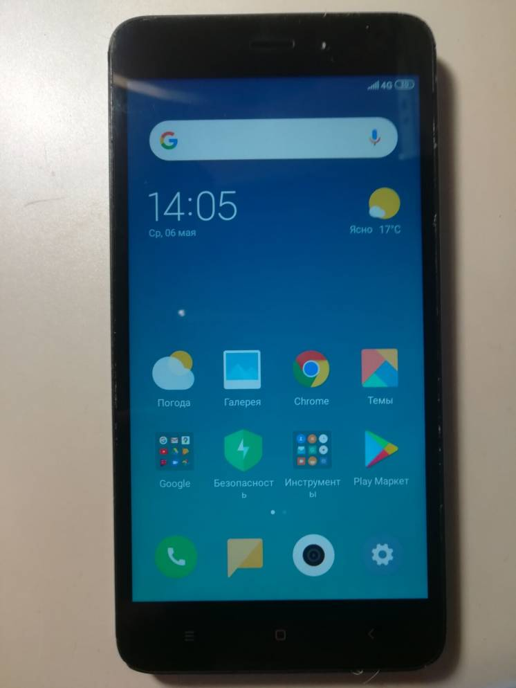 Xiaomi 4a, б/у