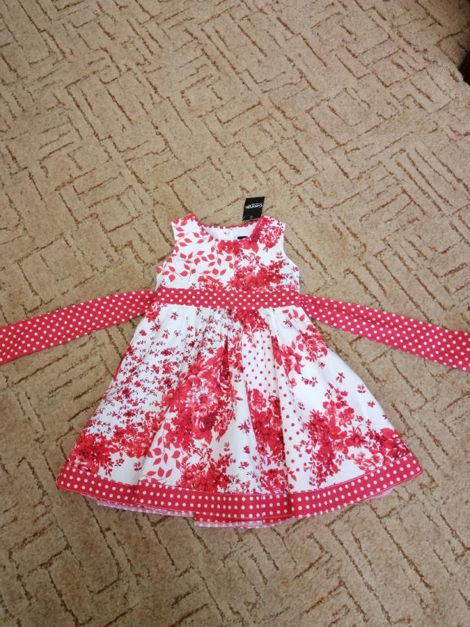 Платье George на 1-1,5 года