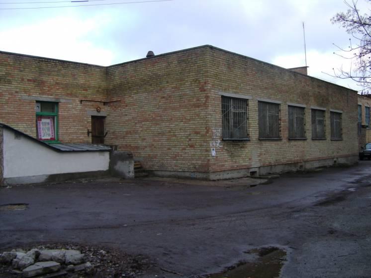 Продажа здания производственно-торгового назначения