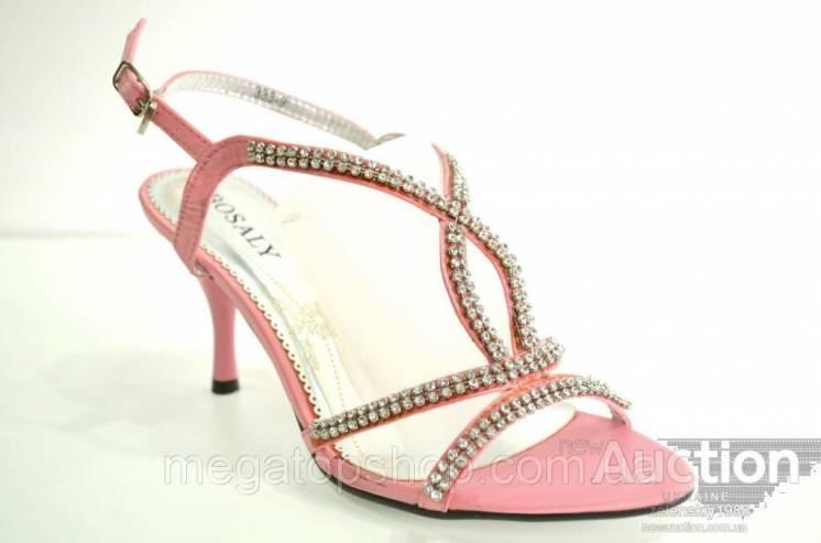 Женские босоножки на каблуке bosaly оригинал