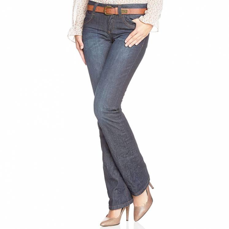 s.Oliver Германия джинсы 27/34 на р. 44/S штаны bootcut прямые брюки