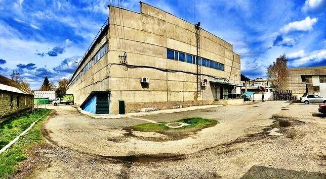 Склады с рампой 1 Га земли ангар, Березань рядом ЖД Ветка. Киев.