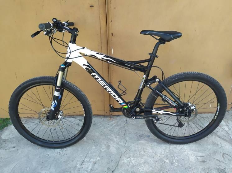 "Велосипед двухподвес Merida Mission 2000 26"""