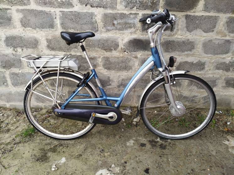 Электровелосипед Sparta E-motion C2