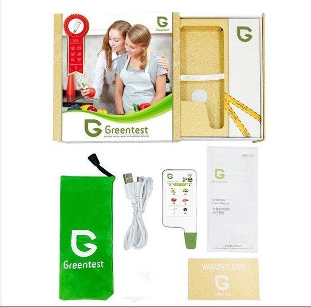 Greentest ECO 6 Нитрат-тестер 3 в 1