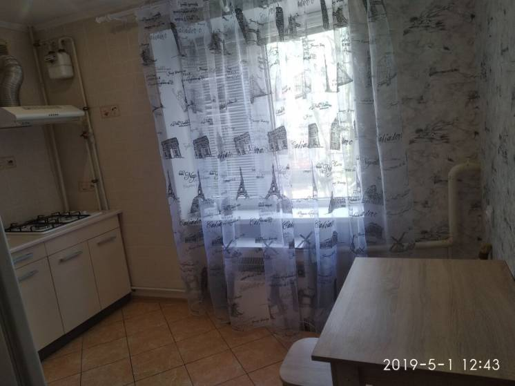 Сдается посуточно 1-комн квартира в центре Скадовска