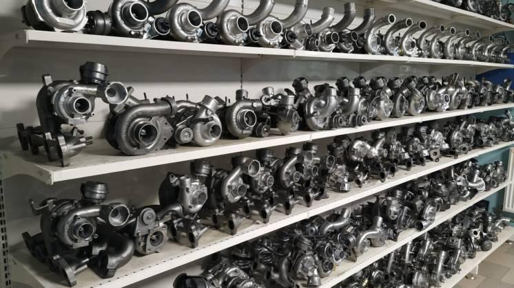 Продаж реставрованих турбін