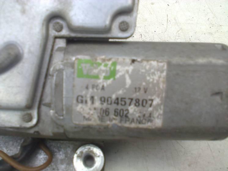 90457807 GM  мотор стеклоочистителя заднего стекла OPEL OMEGA B
